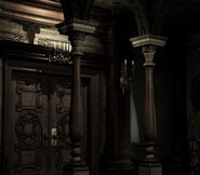 REmake background - Entrance hall - r106 00046