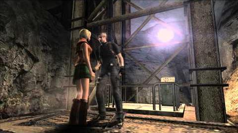 Resident Evil 4 all cutscenes - Final Chapter scene 5