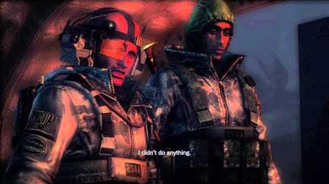 Resident Evil Revelations all cutscenes Episode 9-1 opening