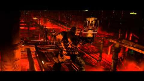 Resident Evil 6 all cutscenes - Ustanak Immolated