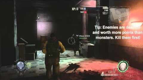 Resident Evil Operation Raccoon City - Team Attack Multiplayer Tips