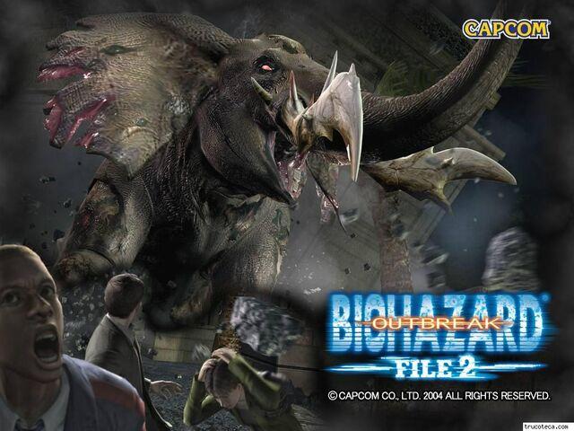 File:Resident Evil Outbreak File 2 poster - Wild Things.jpg
