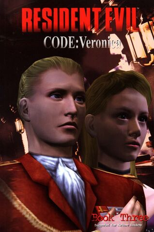 File:Resident Evil Code Veronica Issue 3.jpg