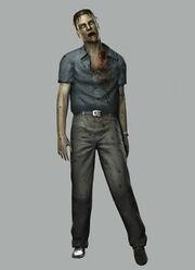 Nicolas zombie