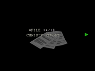 Re264 EX Chris's Report