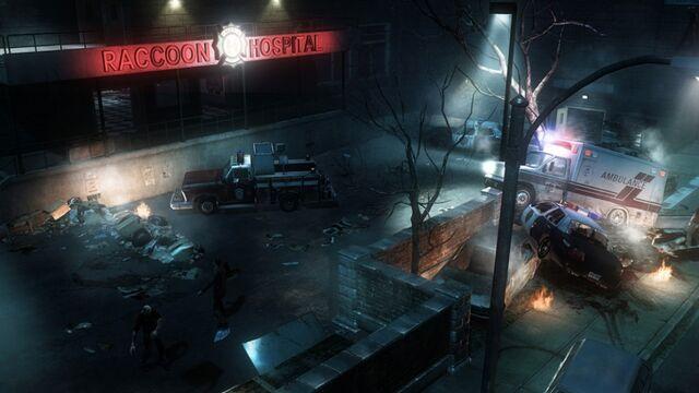 File:Screenshot Raccoon City Hospital.jpg
