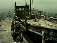 The port in RE5 by Danskyl7 (3)