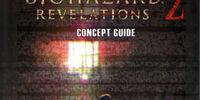 BIOHAZARD Revelations 2 Concept Guide