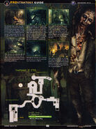 Resident Evil remake - GamePro - Issue 167 August 2002 - Jill guide Part 2 Page 107