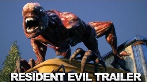 Resident Evil Trailer - Damnation