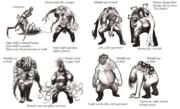 BH4-Concept-Parasite Humans-Various