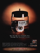 Resident Evil poster - GamePro October 1997 - page 161