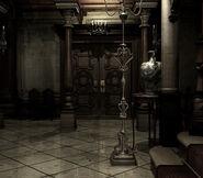 REmake background - Entrance hall - r106 00126