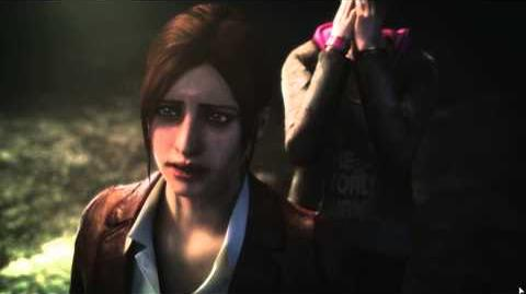 Resident Evil Revelations 2 all cutscenes - Escape is Death