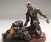 Biohazard Figure Collection - Zombie