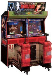 GS2 arcade machine