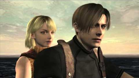 Resident Evil 4 all cutscenes - Final Chapter ending