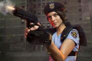 Julia Voth as Jill Valentine 1