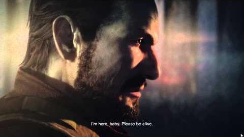 Resident Evil Revelations 2 all cutscenes - I'm Here, Baby