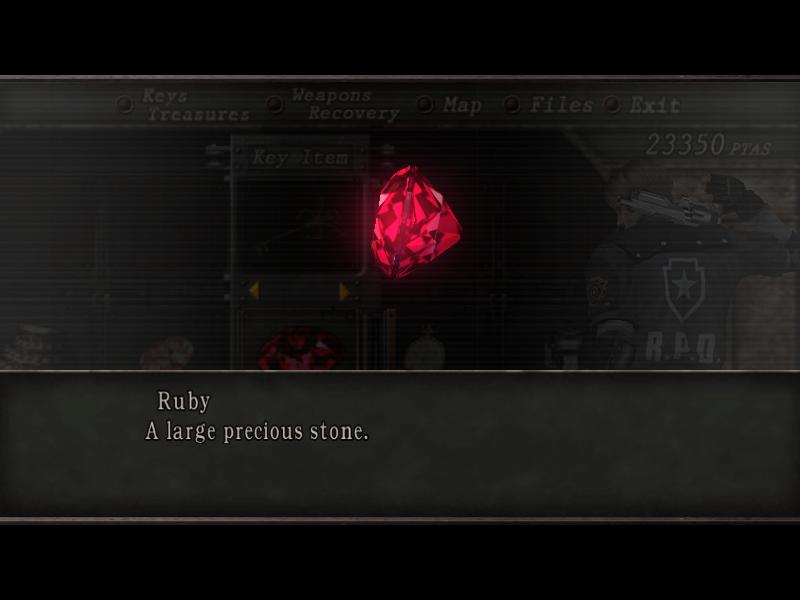 Ruby | Resident Evil Wiki | FANDOM powered by Wikia