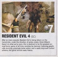 Resident Evil 4 - Game Informer July 2004, Issue 135 - p48