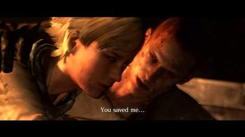 Resident Evil 6 all cutscenes - No More Running