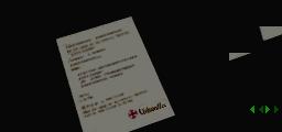 File:BIOHAZARD January 96 demo - ITEM M2 - FILEI07.png
