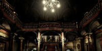 Spencer Mansion/Entrance hall