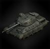 Tank (edonia) diorama