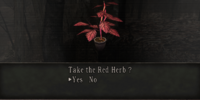 Red Herb (RE4)