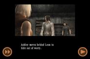 RE4 mobile edition - Siege Campaign cutscene 1 part 8