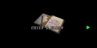 Chief's diary