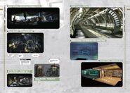 Resident Evil Revelations Artbook - page 20