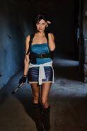 Julia Voth as Jill Valentine 31