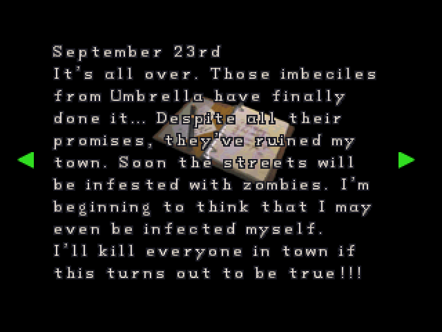 File:RE2 Chief's diary 02.png