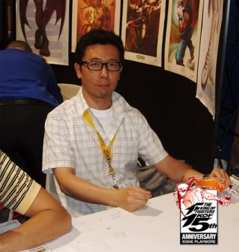 File:Toshiaki Shinkiro Mori- King of Fighters 15 anniversary.jpg