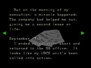 RE264 EX Mercenary's log 03