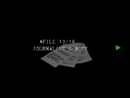 Re264 EX Journalist's Note