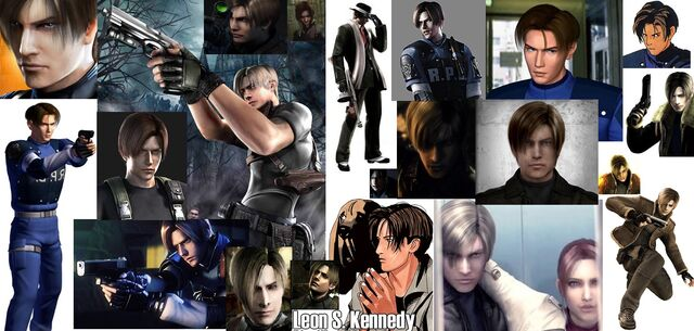 File:My Leon Kennedy Collage.jpg