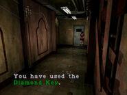 Diamond key unlocked
