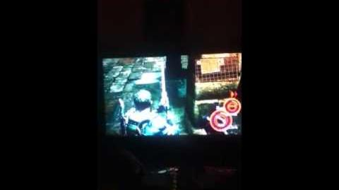 Resident evil 5 - Dead man standing glitch