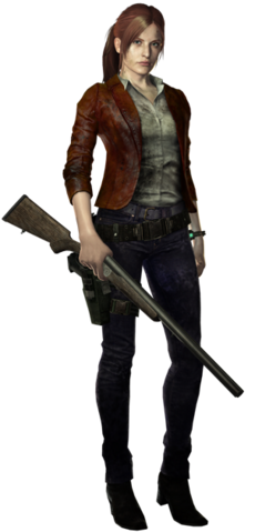 File:Resident Evil Revelations 2 - Claire Redfield render.png