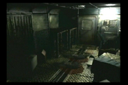 Resident Evil 0 Trial Edition DVD - Gold Ring location