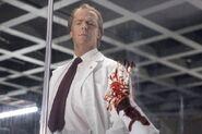 Dr. Sam watch as scientist die