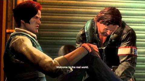 Resident Evil Revelations all cutscenes Episode 11-1 (Cadet)