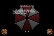 Mobile Edition file - Umbrella Corporation - page 1