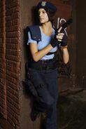 Julia Voth as Jill Valentine 5