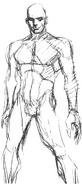 Hypnos 1st Form Concept Art
