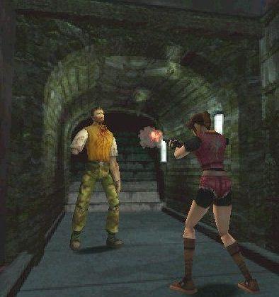 File:29390-resident-evil-2-windows-screenshot-you-killed-the-zombie-brad.jpg