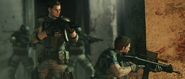 Piers nivans chris redfield